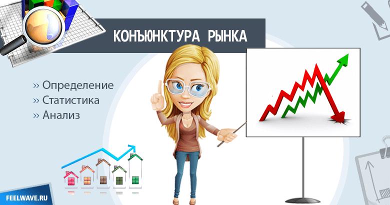 Конъюнктура рынка и факторы влияющие на нее