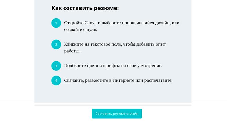 Конструктор Canva