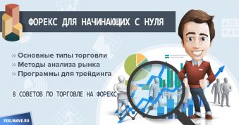 Форекс обучение для начинающих с нуля - принципы торговли на валютном рынке Forex